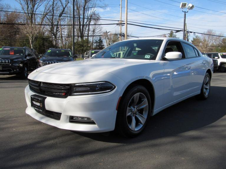 Used 2018 Dodge Charger SXT Plus for sale Sold at Victory Lotus in Princeton NJ 08540 4