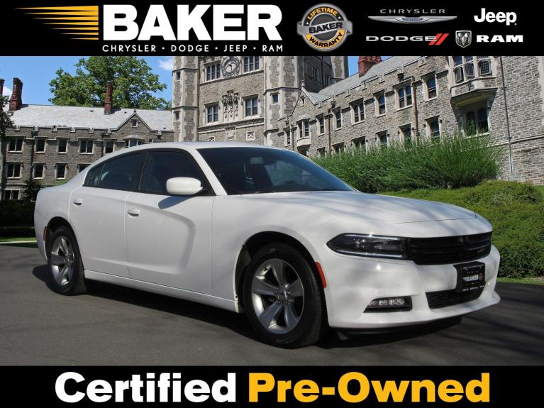 Used 2018 Dodge Charger SXT Plus for sale Sold at Victory Lotus in Princeton NJ 08540 1