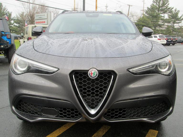Used 2018 Alfa Romeo Stelvio Sport for sale Sold at Victory Lotus in Princeton NJ 08540 3