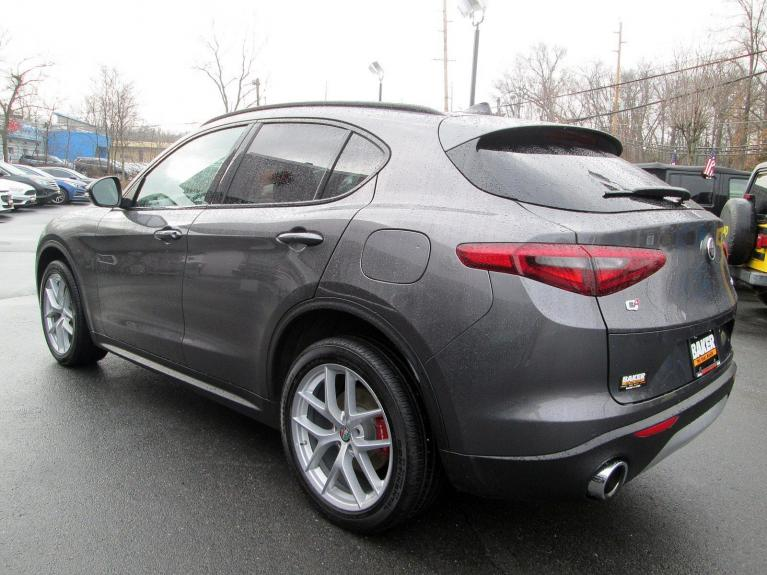 Used 2018 Alfa Romeo Stelvio Sport for sale Sold at Victory Lotus in Princeton NJ 08540 5