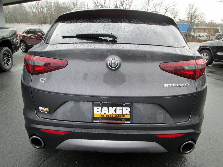 Used 2018 Alfa Romeo Stelvio Sport for sale Sold at Victory Lotus in Princeton NJ 08540 6