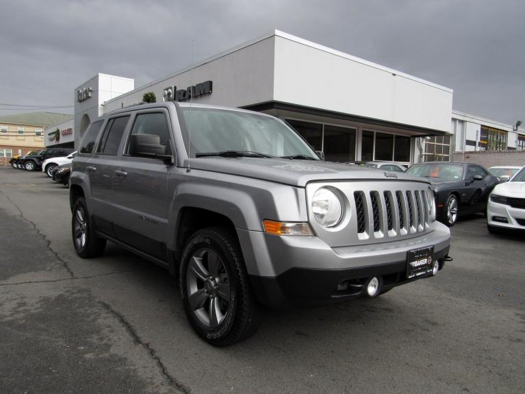 Used 2017 Jeep Patriot Sport SE for sale $15,495 at Victory Lotus in Princeton NJ 08540 2