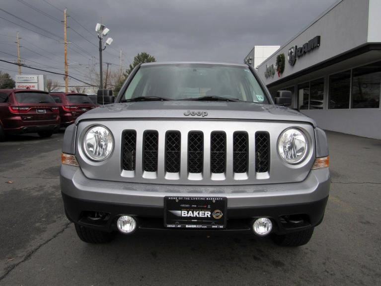 Used 2017 Jeep Patriot Sport SE for sale $15,495 at Victory Lotus in Princeton NJ 08540 3