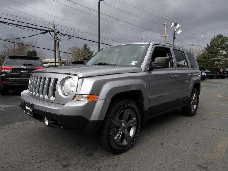 Used 2017 Jeep Patriot Sport SE for sale $15,495 at Victory Lotus in Princeton NJ 08540 4