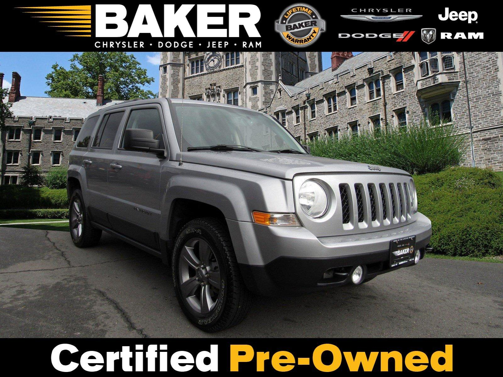 Used 2017 Jeep Patriot Sport SE for sale Sold at Victory Lotus in Princeton NJ 08540 1