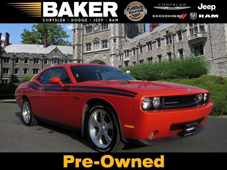 Used 2009 Dodge Challenger R/T for sale $18,995 at Victory Lotus in Princeton NJ