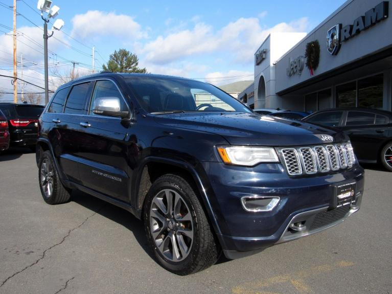 Used 2017 Jeep Grand Cherokee Overland for sale Sold at Victory Lotus in Princeton NJ 08540 2