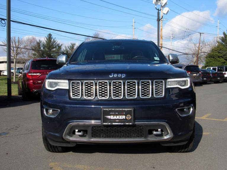 Used 2017 Jeep Grand Cherokee Overland for sale Sold at Victory Lotus in Princeton NJ 08540 3