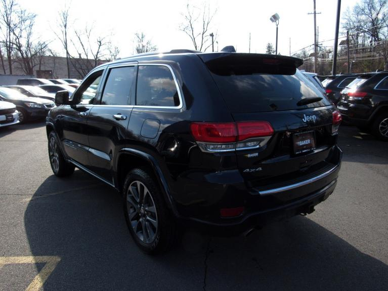 Used 2017 Jeep Grand Cherokee Overland for sale Sold at Victory Lotus in Princeton NJ 08540 5