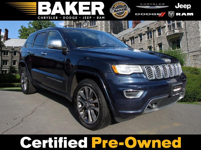 Used 2017 Jeep Grand Cherokee Overland for sale Sold at Victory Lotus in Princeton NJ 08540 1