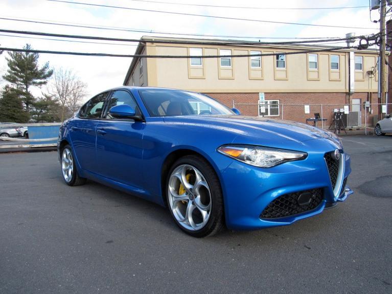 Used 2019 Alfa Romeo Giulia Ti Sport for sale $33,495 at Victory Lotus in Princeton NJ 08540 2