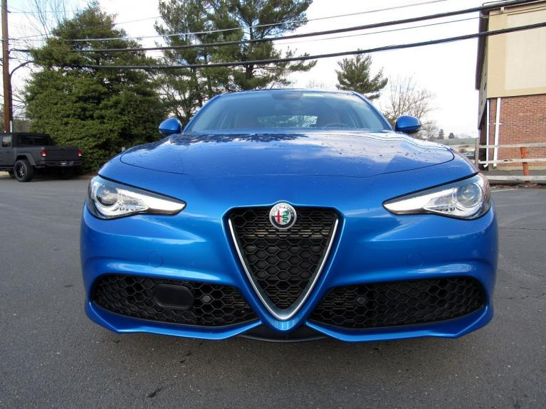 Used 2019 Alfa Romeo Giulia Ti Sport for sale $35,995 at Victory Lotus in Princeton NJ 08540 3
