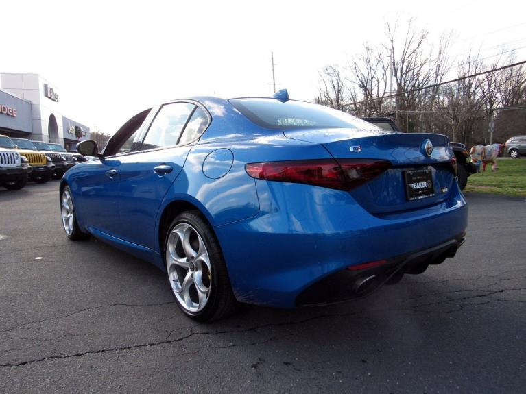 Used 2019 Alfa Romeo Giulia Ti Sport for sale $35,995 at Victory Lotus in Princeton NJ 08540 5