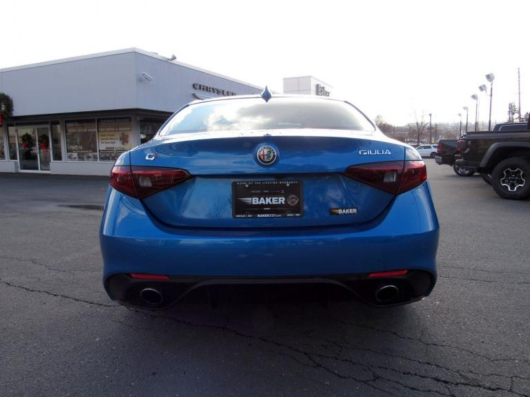 Used 2019 Alfa Romeo Giulia Ti Sport for sale $35,995 at Victory Lotus in Princeton NJ 08540 6