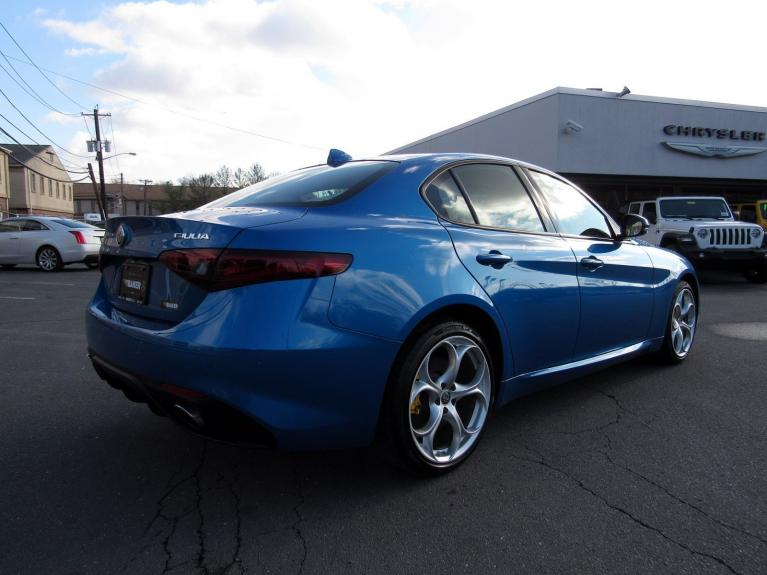 Used 2019 Alfa Romeo Giulia Ti Sport for sale $35,995 at Victory Lotus in Princeton NJ 08540 7