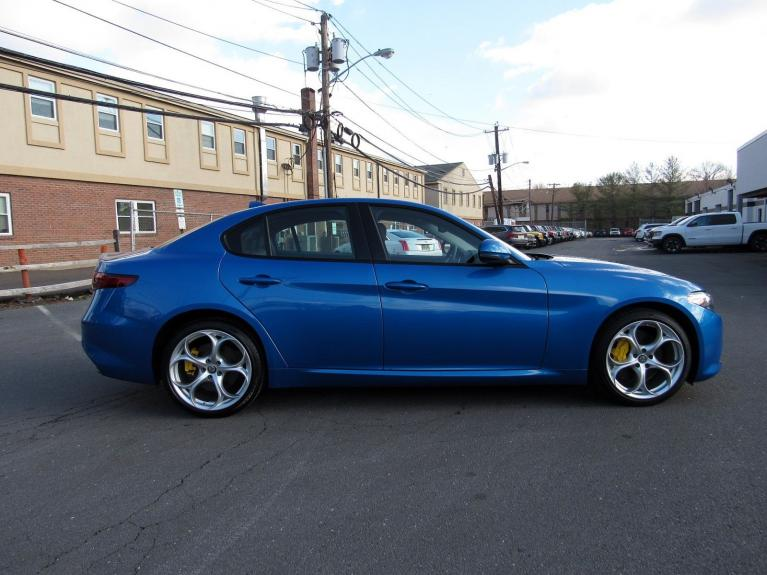 Used 2019 Alfa Romeo Giulia Ti Sport for sale $35,995 at Victory Lotus in Princeton NJ 08540 8
