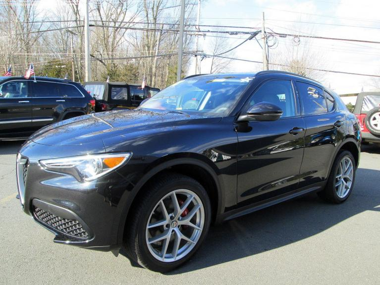 Used 2018 Alfa Romeo Stelvio Sport for sale Sold at Victory Lotus in Princeton NJ 08540 4