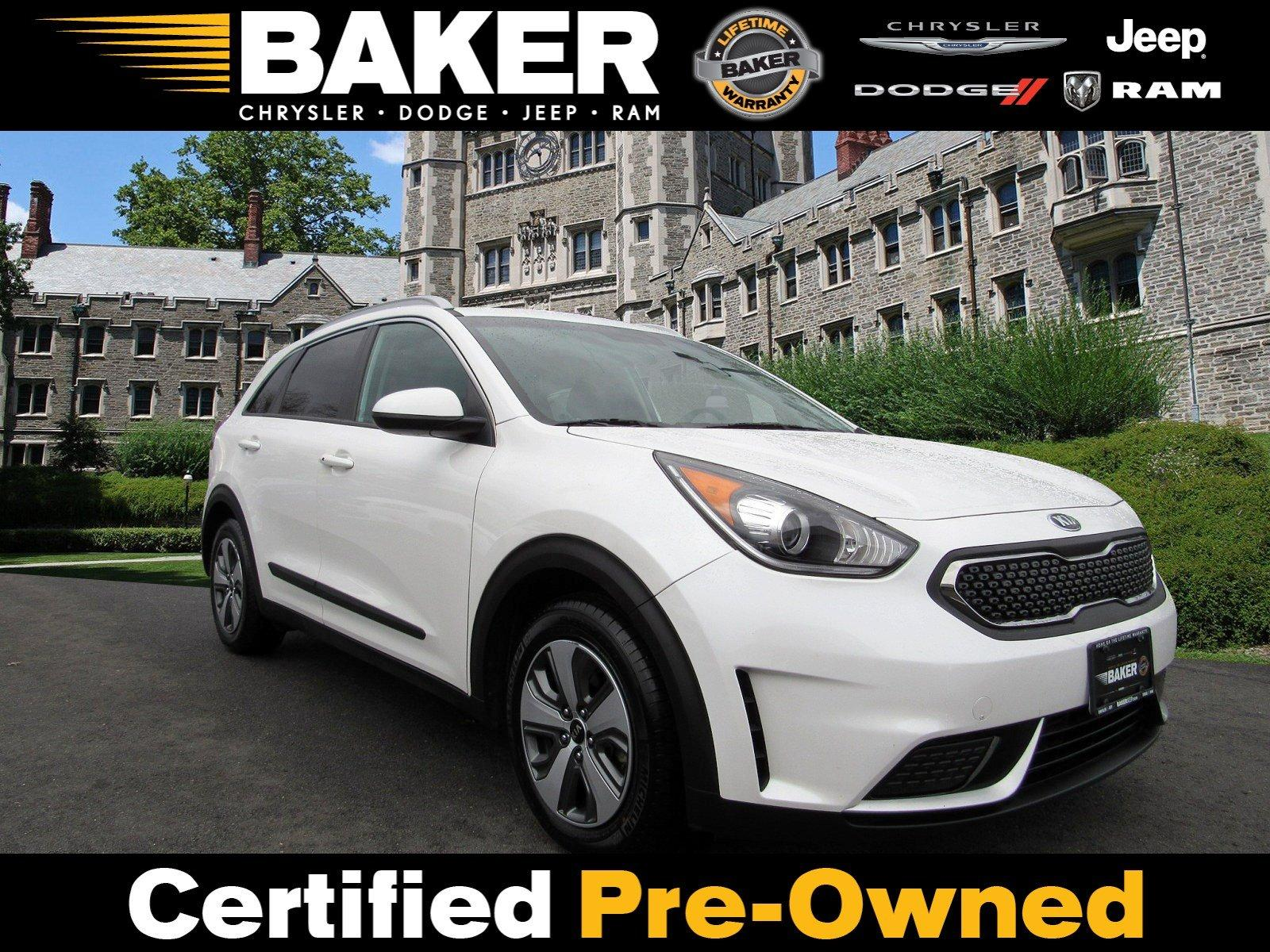 Used 2017 Kia Niro LX for sale Sold at Victory Lotus in Princeton NJ 08540 1