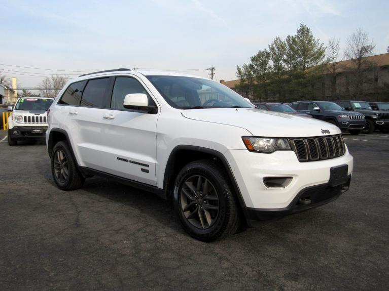 Used 2016 Jeep Grand Cherokee 75th Anniversary for sale Sold at Victory Lotus in Princeton NJ 08540 2