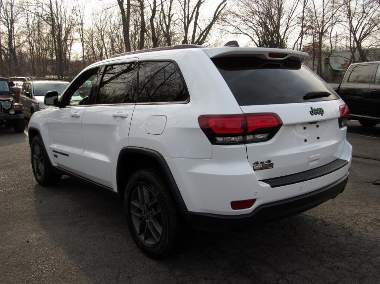 Used 2016 Jeep Grand Cherokee 75th Anniversary for sale Sold at Victory Lotus in Princeton NJ 08540 5