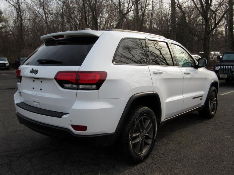 Used 2016 Jeep Grand Cherokee 75th Anniversary for sale Sold at Victory Lotus in Princeton NJ 08540 7