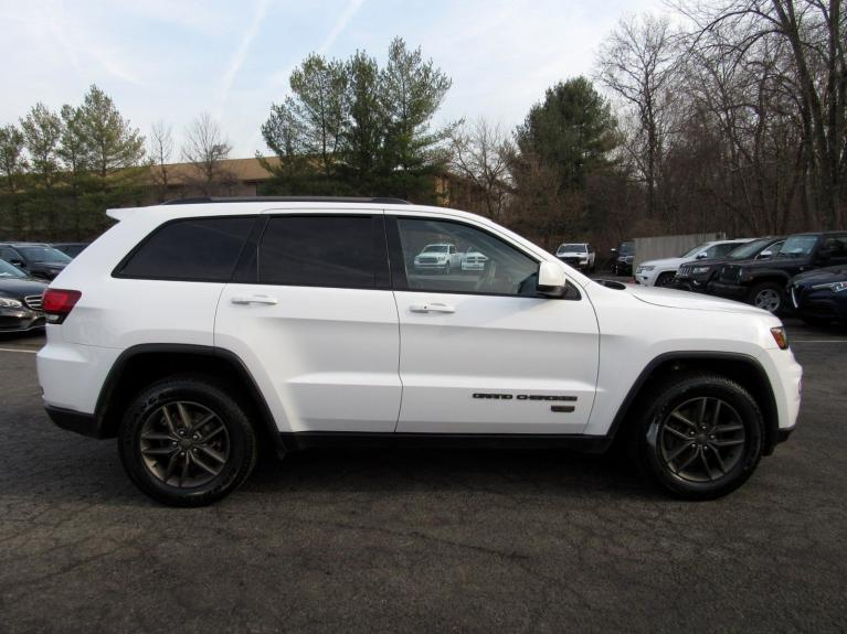 Used 2016 Jeep Grand Cherokee 75th Anniversary for sale Sold at Victory Lotus in Princeton NJ 08540 8