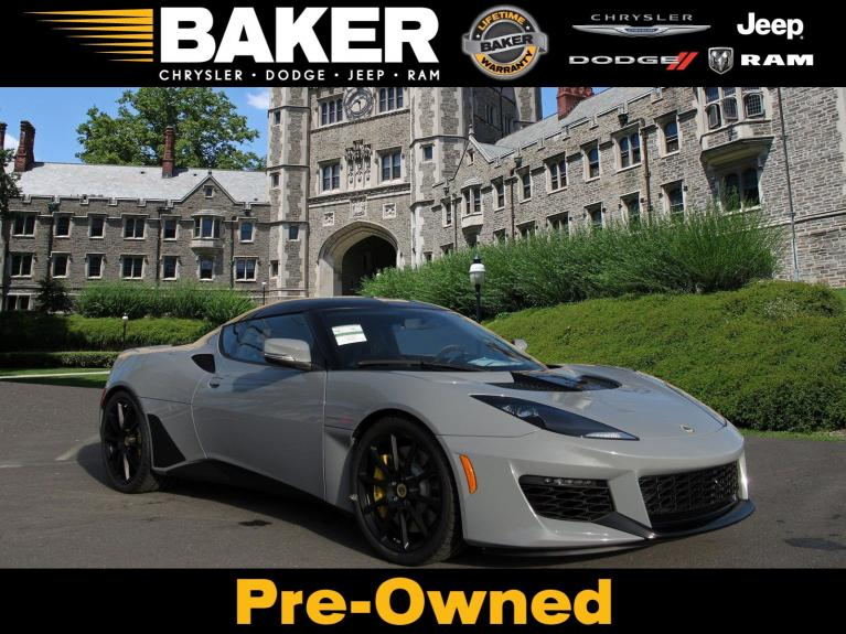 Used 2020 Lotus Evora GT for sale Sold at Victory Lotus in Princeton NJ 08540 1