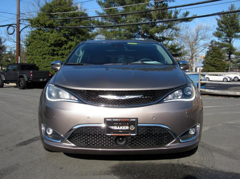 Used 2018 Chrysler Pacifica Limited for sale Sold at Victory Lotus in Princeton NJ 08540 3