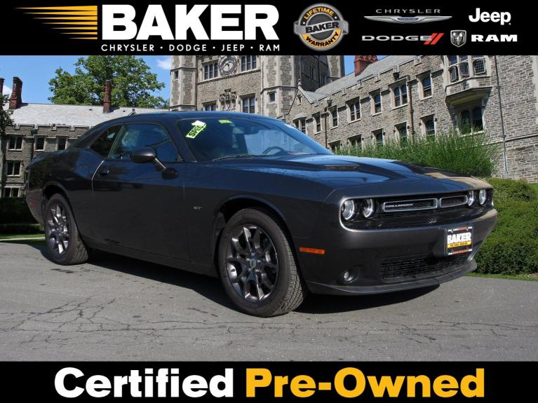 Used 2018 Dodge Challenger GT for sale $34,495 at Victory Lotus in Princeton NJ