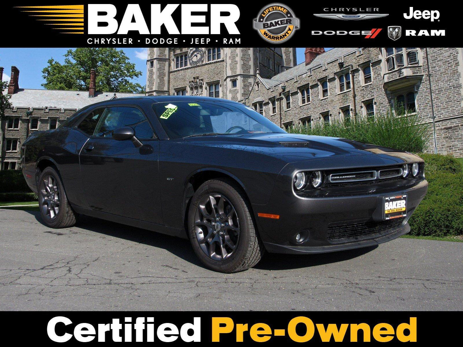 Used 2018 Dodge Challenger GT for sale Sold at Victory Lotus in Princeton NJ 08540 1