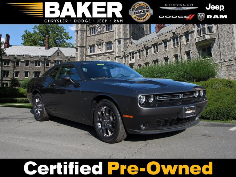 Used 2018 Dodge Challenger GT for sale $35,495 at Victory Lotus in Princeton NJ