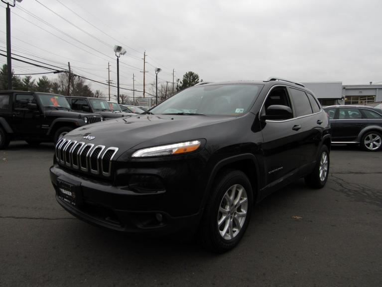 Used 2015 Jeep Cherokee Latitude for sale Sold at Victory Lotus in Princeton NJ 08540 4
