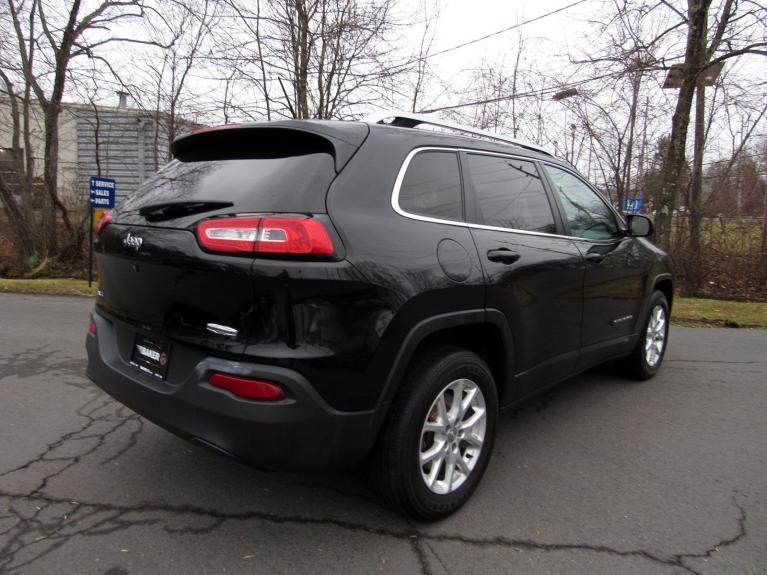 Used 2015 Jeep Cherokee Latitude for sale Sold at Victory Lotus in Princeton NJ 08540 7