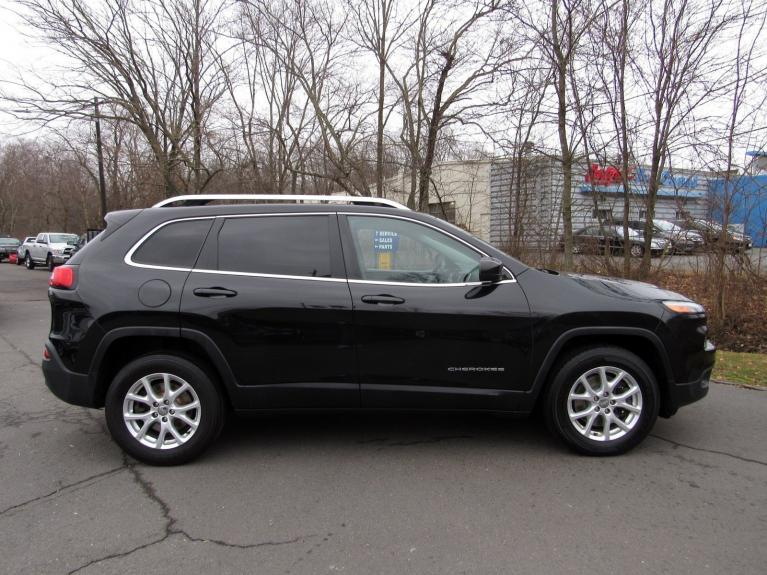 Used 2015 Jeep Cherokee Latitude for sale Sold at Victory Lotus in Princeton NJ 08540 8