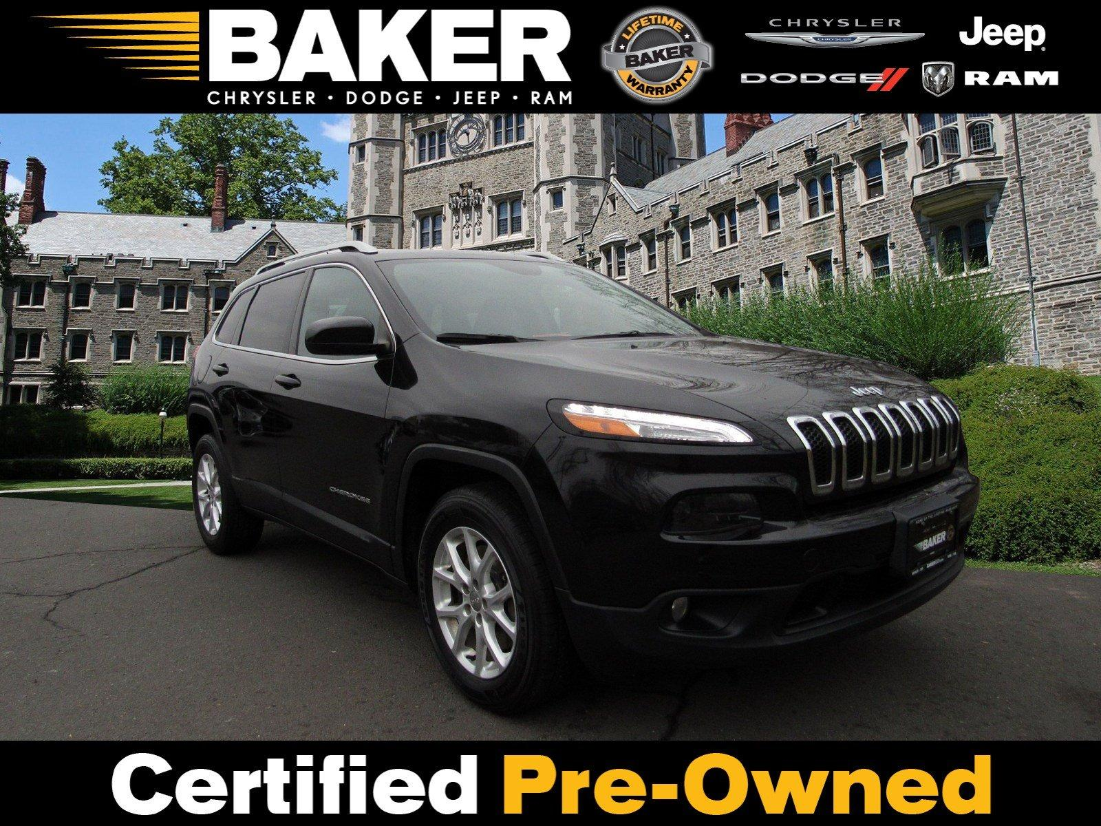 Used 2015 Jeep Cherokee Latitude for sale Sold at Victory Lotus in Princeton NJ 08540 1