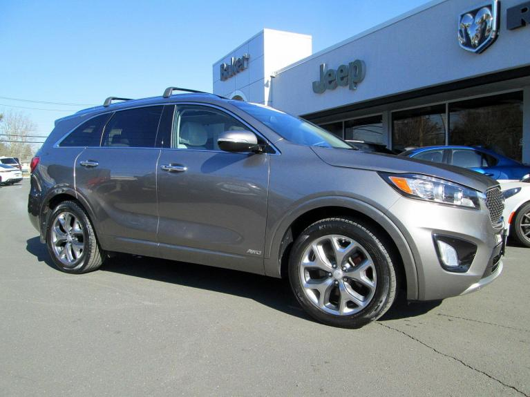 Used 2016 Kia Sorento SX for sale Sold at Victory Lotus in Princeton NJ 08540 2