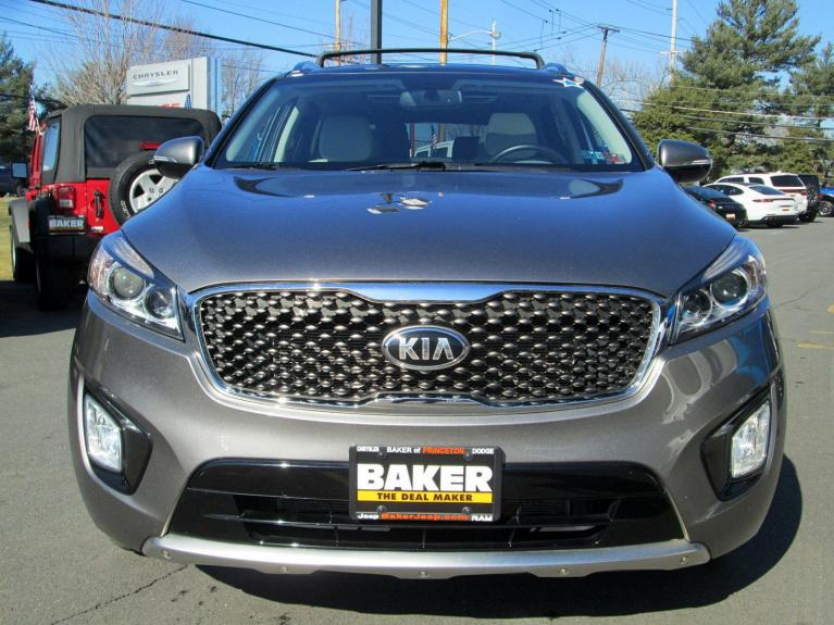 Used 2016 Kia Sorento SX for sale Sold at Victory Lotus in Princeton NJ 08540 3
