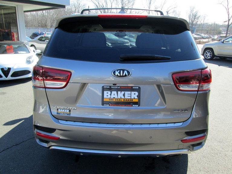 Used 2016 Kia Sorento SX for sale Sold at Victory Lotus in Princeton NJ 08540 6