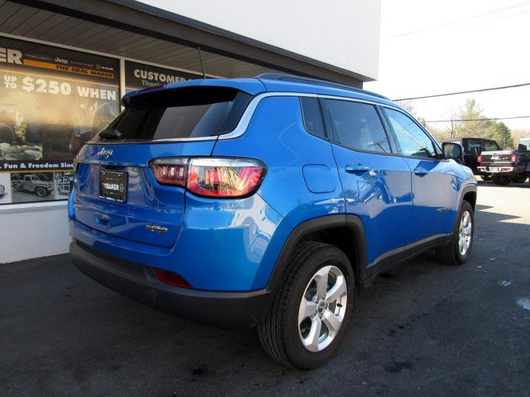 Used 2019 Jeep Compass Latitude for sale Sold at Victory Lotus in Princeton NJ 08540 7