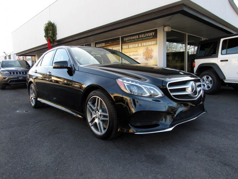 Used 2014 Mercedes-Benz E-Class E 550 Sport for sale Sold at Victory Lotus in Princeton NJ 08540 2