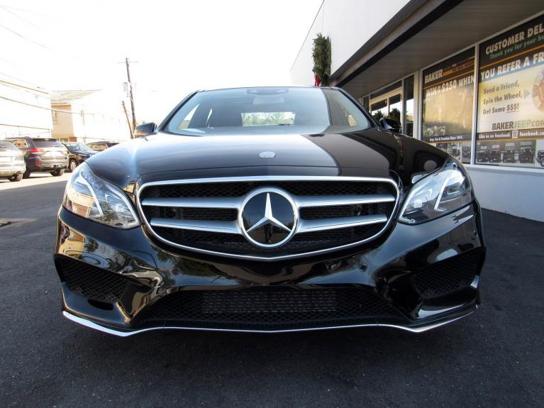 Used 2014 Mercedes-Benz E-Class E 550 Sport for sale Sold at Victory Lotus in Princeton NJ 08540 3
