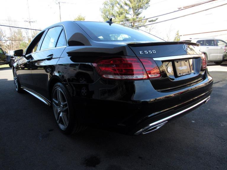 Used 2014 Mercedes-Benz E-Class E 550 Sport for sale Sold at Victory Lotus in Princeton NJ 08540 5