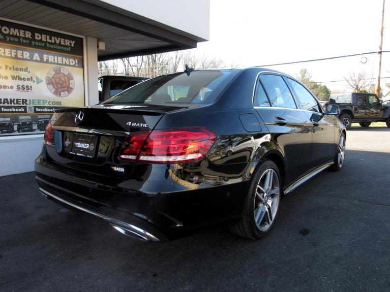 Used 2014 Mercedes-Benz E-Class E 550 Sport for sale Sold at Victory Lotus in Princeton NJ 08540 7