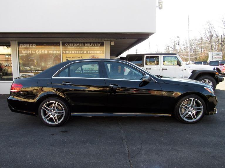 Used 2014 Mercedes-Benz E-Class E 550 Sport for sale Sold at Victory Lotus in Princeton NJ 08540 8