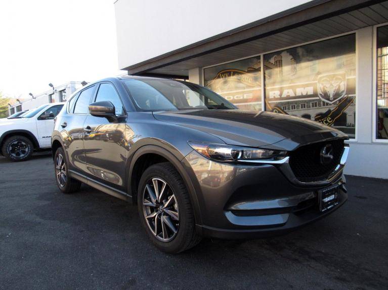 Used 2018 Mazda CX-5 Touring for sale Sold at Victory Lotus in Princeton NJ 08540 2