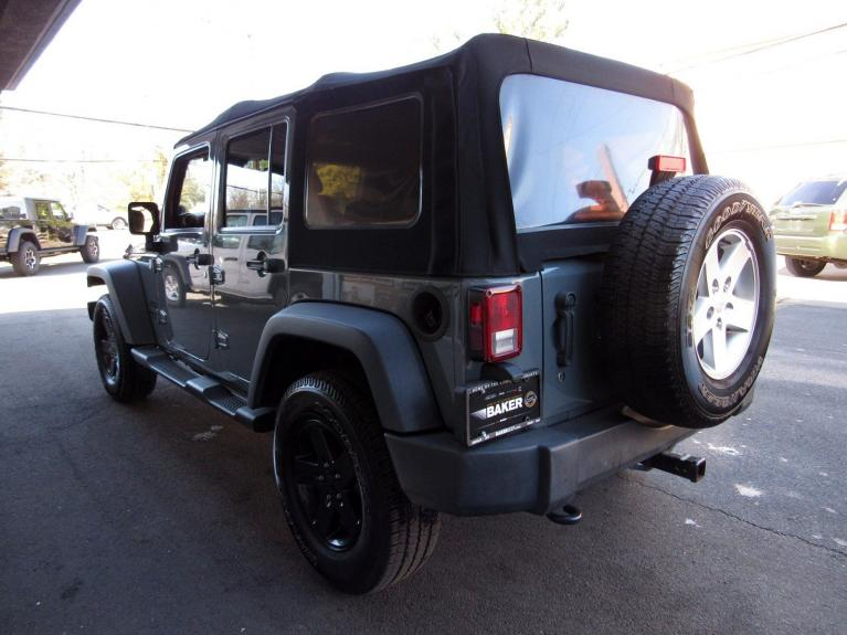 Used 2014 Jeep Wrangler Unlimited Sport for sale Sold at Victory Lotus in Princeton NJ 08540 5