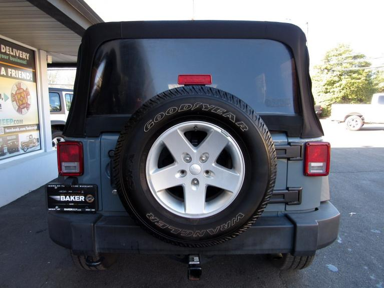 Used 2014 Jeep Wrangler Unlimited Sport for sale Sold at Victory Lotus in Princeton NJ 08540 6