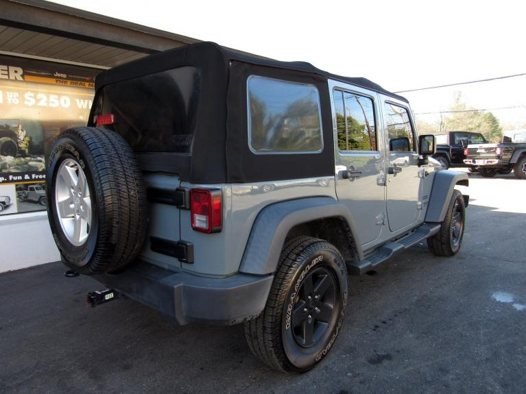 Used 2014 Jeep Wrangler Unlimited Sport for sale Sold at Victory Lotus in Princeton NJ 08540 7