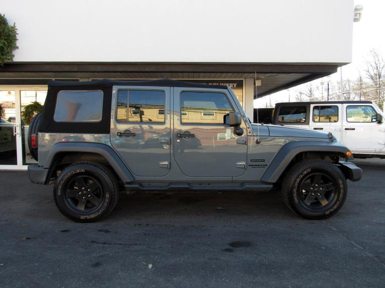 Used 2014 Jeep Wrangler Unlimited Sport for sale Sold at Victory Lotus in Princeton NJ 08540 8