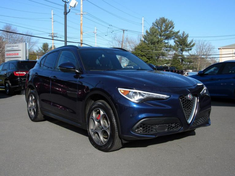 Used 2018 Alfa Romeo Stelvio Ti Sport for sale $32,995 at Victory Lotus in Princeton NJ 08540 2
